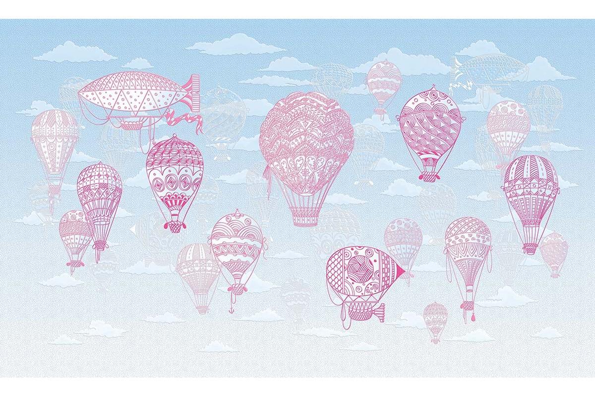 AIR BALLOONS PINK