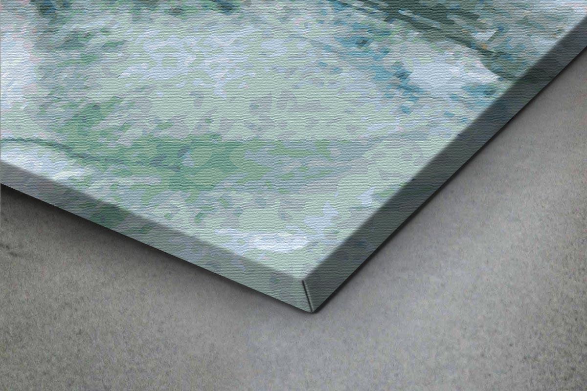 Πίνακας καμβάς ΖΩΓΡΑΦΙΑ ΤΟΥ ΩΚΕΑΝΟΥ