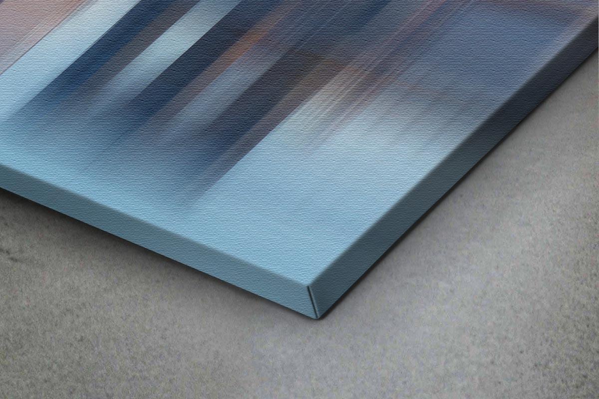 Πίνακας καμβάς Η ΓΕΦΥΡΑ ΤΟΥ ΜΠΡΟΥΚΛΙΝ ΣΤΗ ΝΕΑ ΥΟΡΚΗ