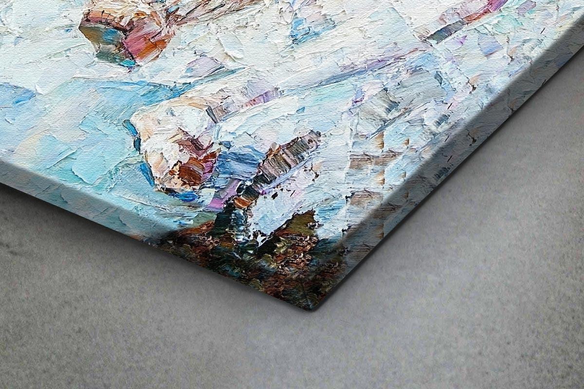 Πίνακας καμβάς ΜΙΚΡΗ ΜΠΑΛΑΡΙΝΑ