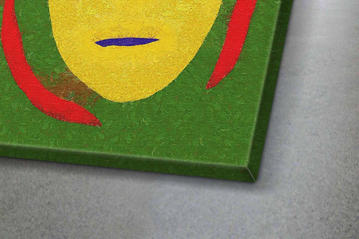 Πίνακας καμβάς ΑΥΘΑΙΡΕΤΟΣ ΣΧΕΔΙΑΣΜΟΣ ΑΝΘΡΩΠΟΥ I