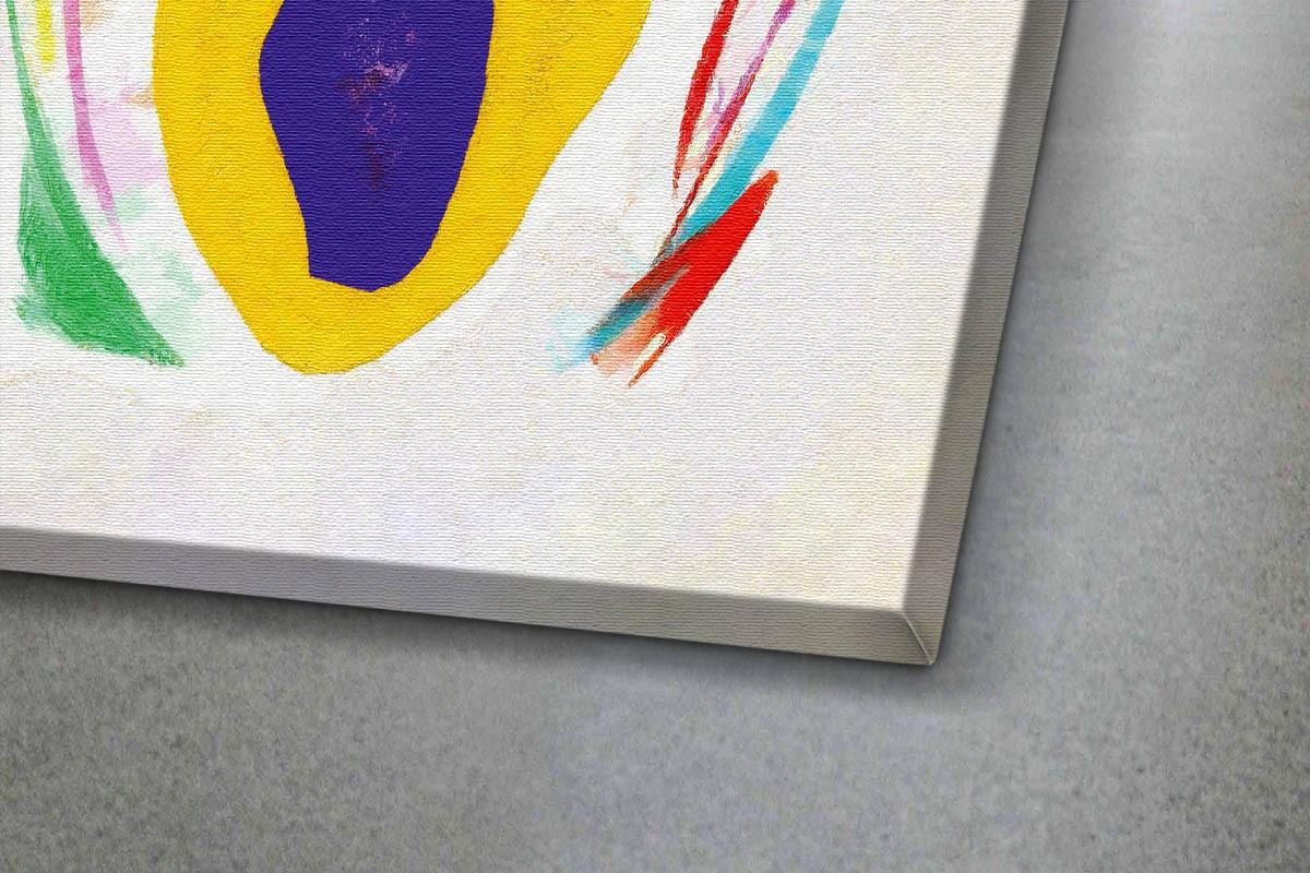 Πίνακας καμβάς ΑΥΘΑΙΡΕΤΟΣ ΣΧΕΔΙΑΣΜΟΣ ΑΝΘΡΩΠΟΥ IΙ