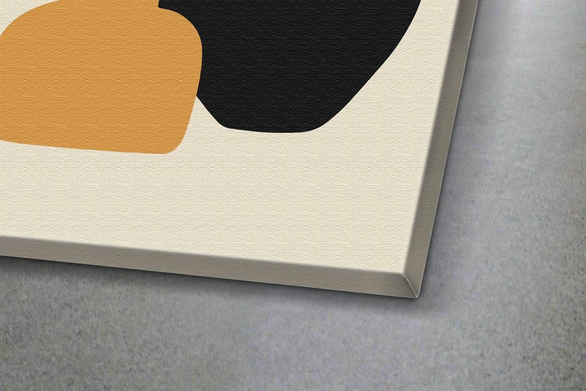 Πίνακας καμβάς ΒΑΖΑ ΜΕ ΚΛΑΔΙΑ ΕΥΚΑΛΥΠΤΟΥ