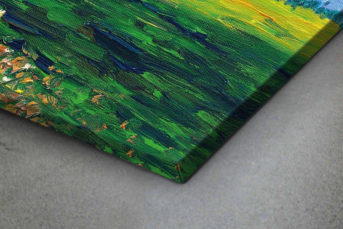 Πίνακας καμβάς ΑΝΟΙΞΙΑΤΙΚΟ ΛΙΒΑΔΙ