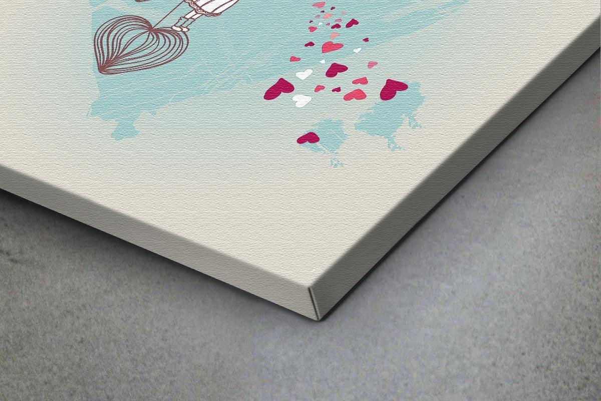 Πίνακας καμβάς ΝΕΡΑΪΔΑ ΤΗΣ ΑΓΑΠΗΣ