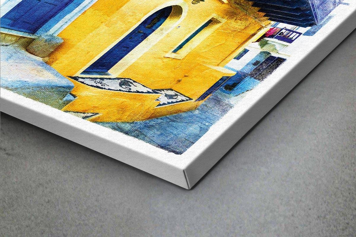 Πίνακας καμβάς ΣΤΕΝΟ ΣΤΗ ΝΙΣΥΡΟ