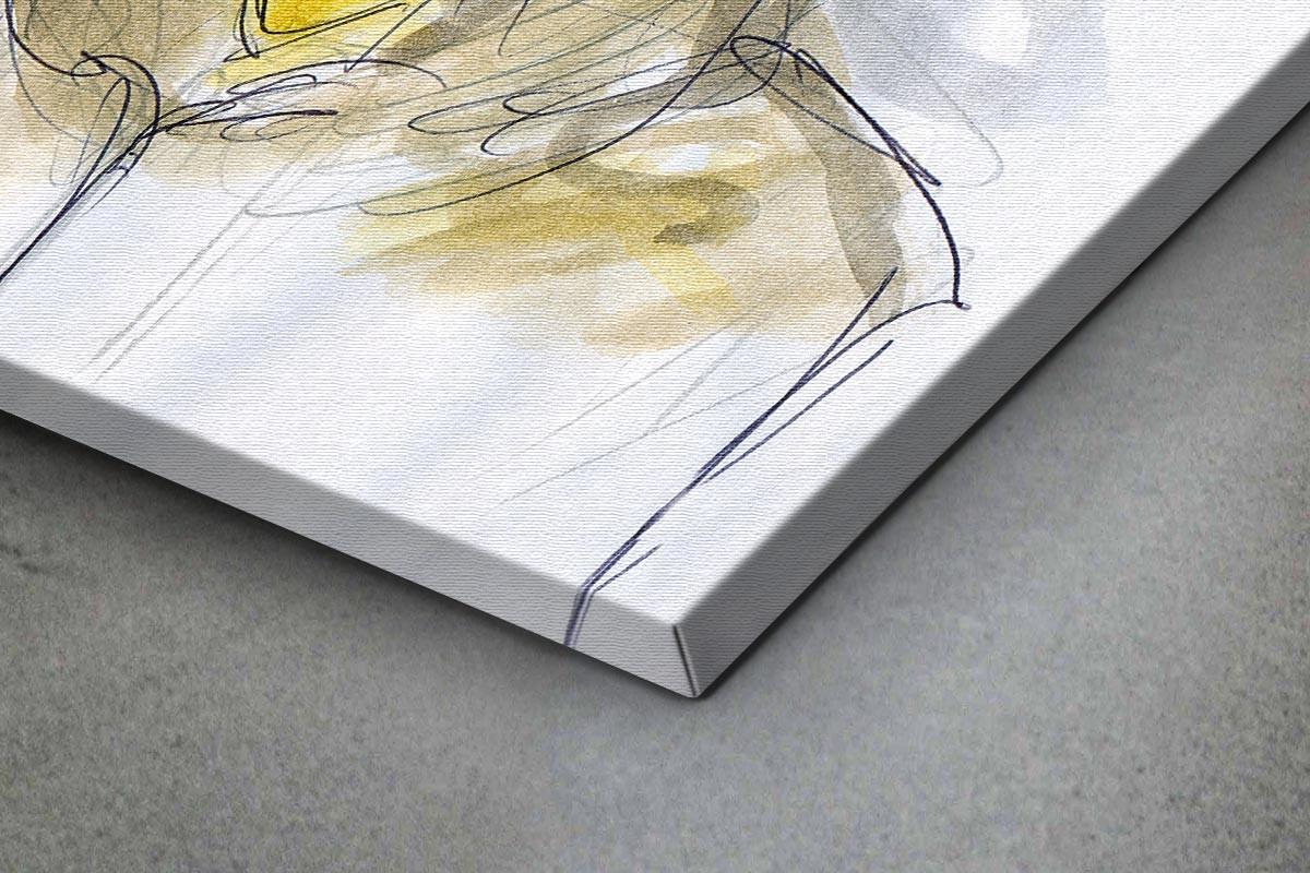 Πίνακας καμβάς ΣΚΙΤΣΟ ΝΕΑΡΟΥ ΑΝΔΡΑ