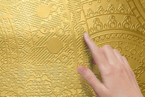 CROCHET GOLD
