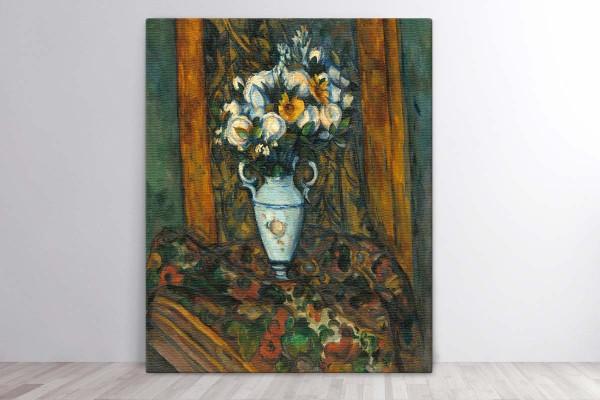 VASE OF FLOWERS, 1900/1903 - CEZANNE