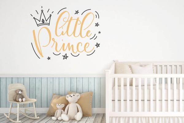 Αυτοκόλλητο τοίχου LITTLE PRINCE